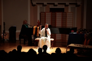 Embracing Guanyin, a Special Healing Concert with Master Yuan Miao